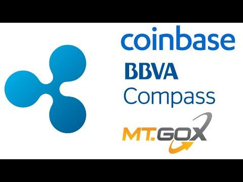 Ripple CEO Calls on Coinbase to List XRP! – BBVA Savings using Ripple – Mt. Gox Civil Rehabilitation