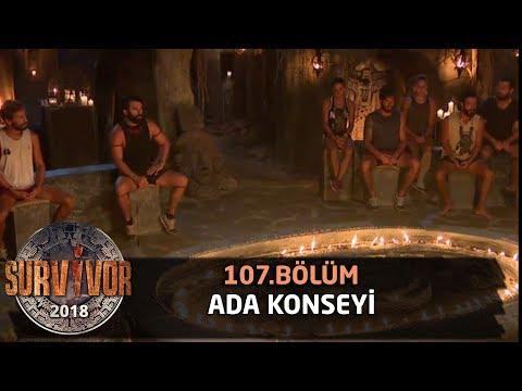 Ada Konseyi | 107. Bölüm | Survivor 2018