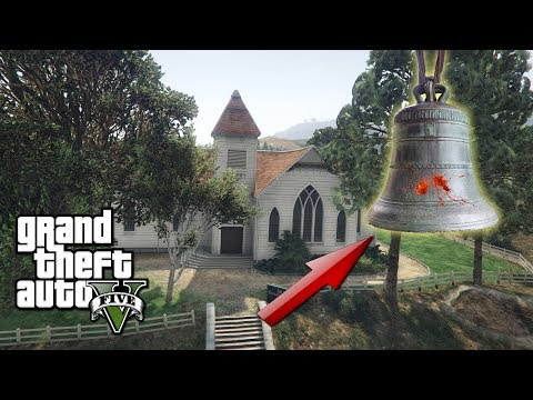 GTA V MISTERI:ADA APA DENGAN CHURCH YANG SATU INI!!!