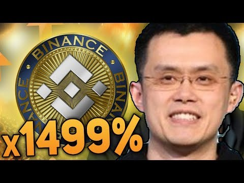 Changpeng Zhao Binance Coin Will Hit $100 in 2018