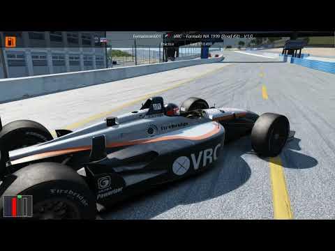 VRC Formula NA 1999 – First Look
