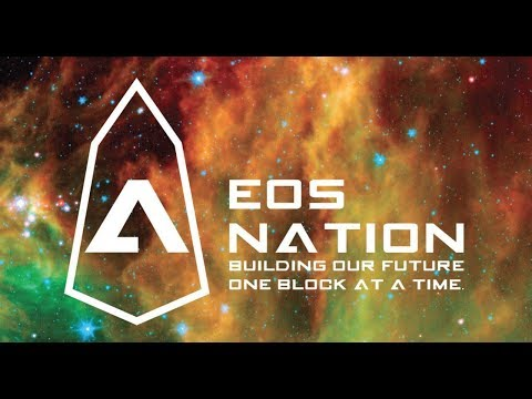 EOS Nation commits 5% of daily block rewards to fund ECAF