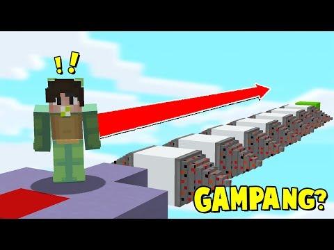 PARKOUR PALING SULIT YANG PERNAH ADA! BERANI COBA? – Minecraft Indonesia