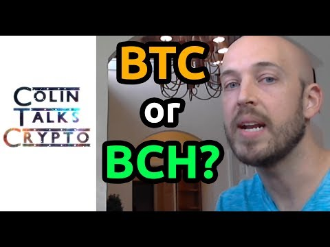 Bitcoin (BTC) vs Bitcoin Cash (BCH)