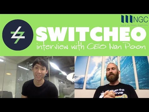 Switcheo Decentralized Exchange | $NEO Global Capital
