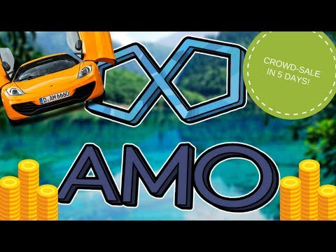 IS AMO COIN THE NEXT REVOLUTIONARY CRYPTOCURRENCY?! | AMO FOUNDATION ICO REVIEW