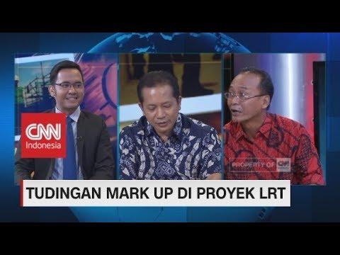 Prabowo Sebut ada Pencurian 400% di LRT di Indonesia, PDIP: Data Dari Mana?