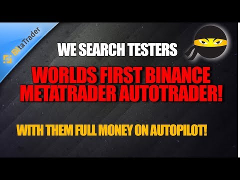 ? Binance Autotrader ? for Metatrader 5 – BITATRADER search Tester