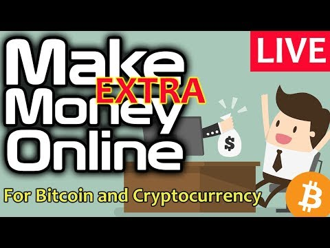 Make Extra Money Online (For Bitcoin and Cryptocurrency)