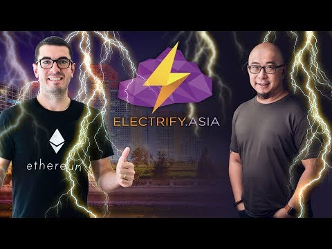 Electrify Asia – Energy Markets, OmiseGo, Plasma & More!