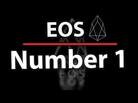 EOS – The Number One Currency & Governing Issues!