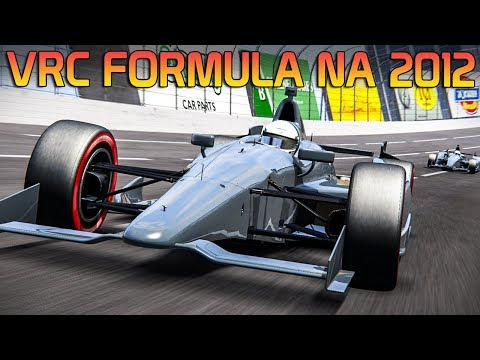Indycar 2012 Mod by VRC | Assetto Corsa German Gameplay [HD] Formula NA @ Texas Speedway