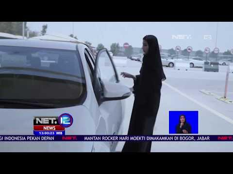 Di Arab Saudi Baru ada 4 Kota yang Miliki Sekolah Mengemudi Resmi untuk Perempuan – NET 12