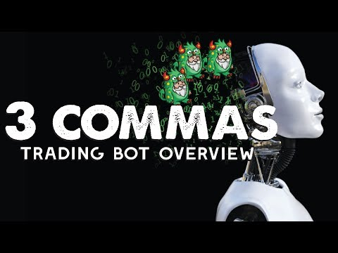 3Commas Automated Cryptocurrency Trading Bot Overview