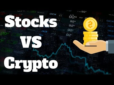 Stocks VS Cryptocurrency Gains:  Best Crypto Stocks 2018