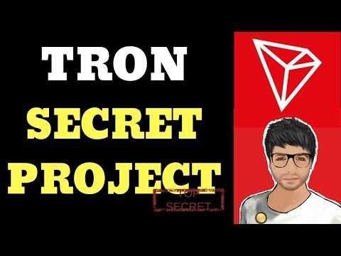 TRON (TRX) Secret Project on 30th July mentioned by Justin Sun – Hindi/Urdu