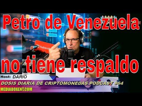 IOTA y SinoPac – Petro de Venezuela no tiene respaldo PODCAST #64