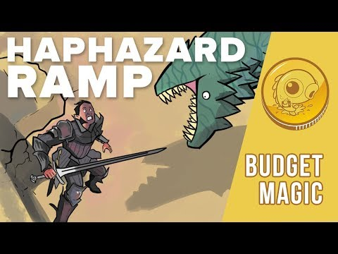 Budget Magic: $80 (25 tix) Haphazard Ramp (Standard)