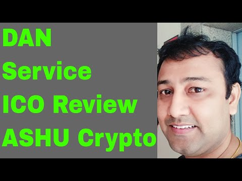 Dan service ICO Review DANS : Cryptocurrency news channel Crypto Live today
