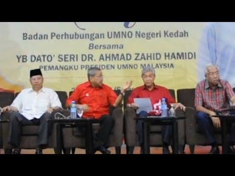 UMNO mahu penyelesaian terbaik, bukannya PRN – Ahmad Zahid