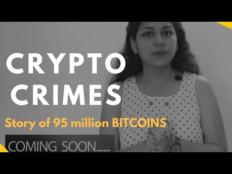 Story of 9.5 crore Bitcoins | coming soon | crypto crimes | cryptocurrency news