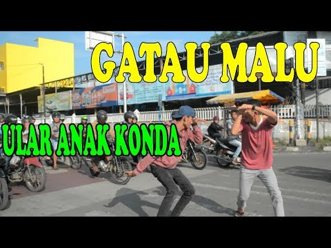 Heboh!! DiZebra Cross Ada Penari Ular feat. Hanafi Haikhal   Prank Indonesia #Part 1