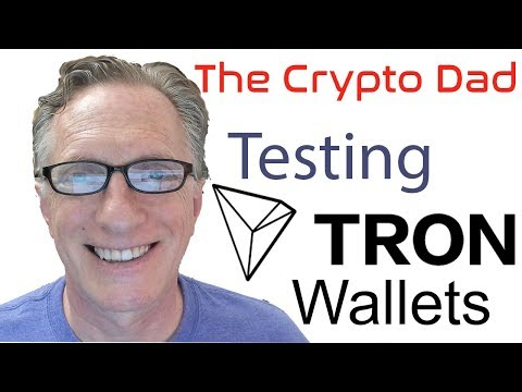 Tron (TRX) Mainnet Wallet Update