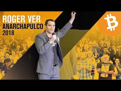 The Rise Of Bitcoin Cash | Roger Ver's Epic Speech at Anarchapulco