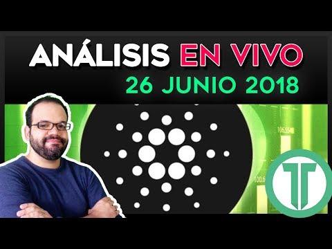 COMIENZA LA REVOLUCIÓN DE LAS REMESAS / Análisis técnico CARDANO – 26 Junio