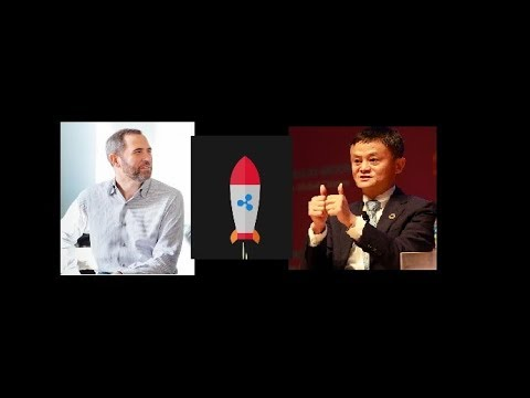 Ripple XRP: Alibaba is NO Threat XRP CAN NOT be Caught