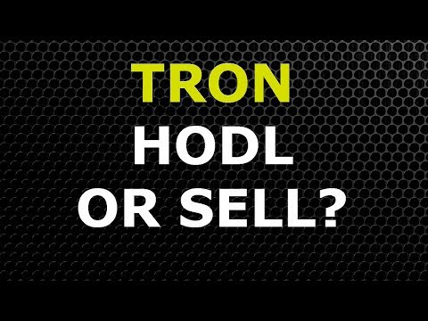 Attention All Tron TRX Holders – Let's Talk About The Chart!