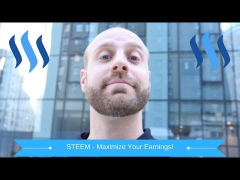 Maximize Your Earnings! How Often and When Should You Post on Steemit?