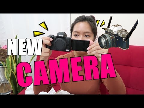 MY NEW CAMERA!!! (CANON EOS M50) June 26, 2018 – saytioco