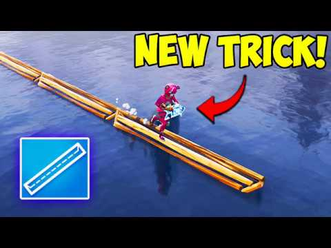 *NEW* SUPER HELPFUL BUILDING TRICK! – Fortnite Funny Fails and WTF Moments! #235 (Daily Moments)