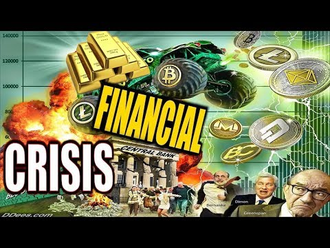 Gold And Bitcoin In The Next Financial Crisis – The Inevitable Economic Slump In 2018