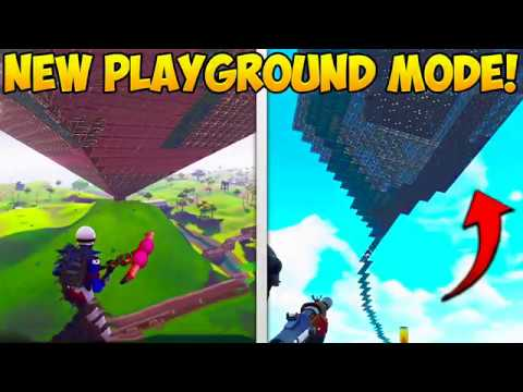 *NEW* PLAYGROUND MODE BEST BUILDS! – Fortnite Funny Fails and WTF Moments! #239 (Daily Moments)