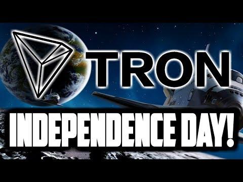 TRON TRX – TRX SECRET PROJECT IN JULY? TRON TRX MAINNET LAUNCH AND TOKEN MIGRATION