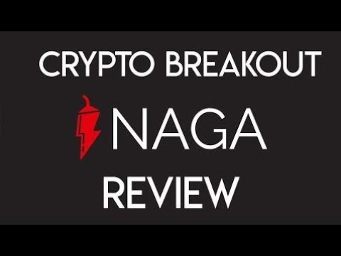 The NAGA Coin appears to be a Very Solid Crypto Currency.