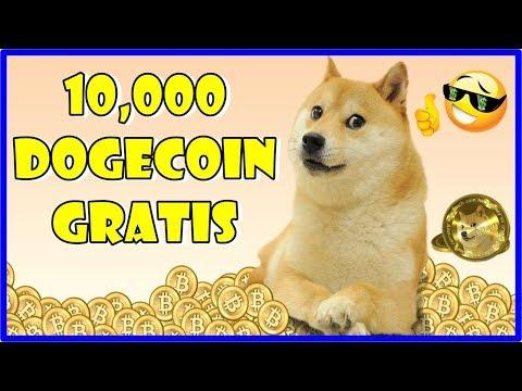10,000 DOGECOIN GRATIS GRAN SORTEO PARA TODOS MIS SUSCRIPTORES !! PARTICIPA Y GANA !!