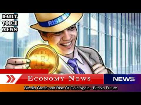 Bitcoin Crash and Rise Of Gold Again – Bitcoin Future – Max Keiser
