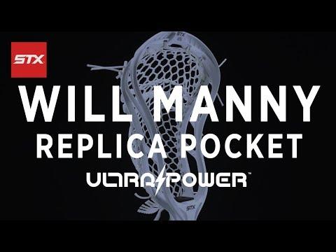 Will Manny Replica Pocket Tutorial: STX Ultra Power