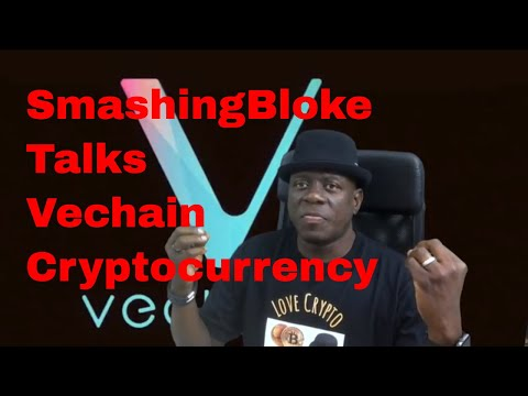 SmashingBloke Talks Vechain Cryptocurrency