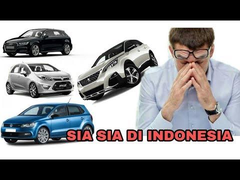 """Sia – Sia Di Luncurkan !! Mobil Mobil Keren Ini """"Gagal"""" Di Pasaran Indonesia"""