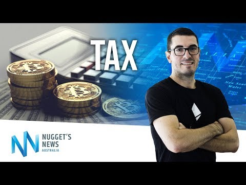Cryptocurrency Taxation Australian 2018