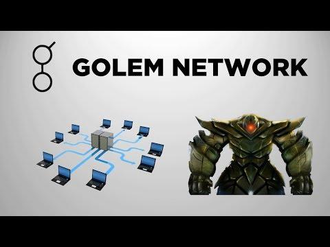 Golem Network (GNT) | Децентрализованный Суперкомпьютер | Криптовалюта Golem