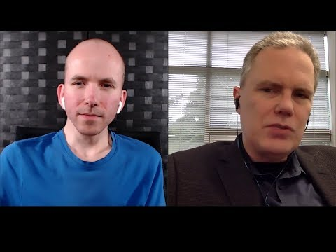 Thomas Cox Interview – EOS The Governed Blockchain