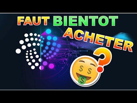 IOTA faut ACHETER BIENTÔT ? miota analyse technique prédiction prix crypto monnaie fr français
