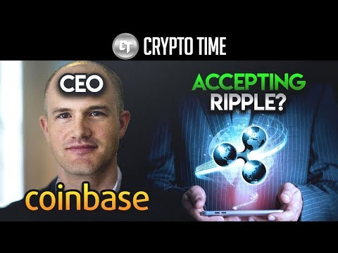 Does Brian Armstrong (Coinbase CEO) Accepting XRP Mean Anything?
