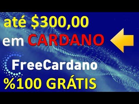 GANHAR CARDANO (ADA) GRÁTIS | NOVO FREECARDANO