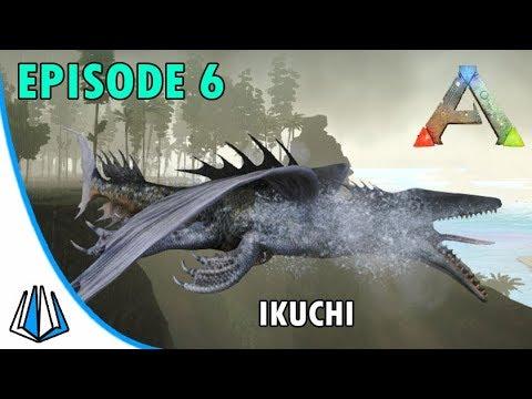 Ikan Indosiar Ada Di ARK!?!? Bisa Melayang & Berenang! – ARK: Hope #EP6